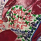 Nothing is here  by Darrell Kinsel