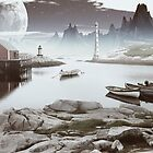 Peggy's Cove by AlienVisitor