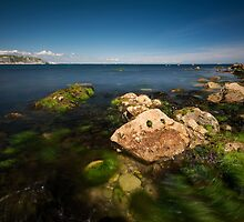 Swanage Bay by stephen foote