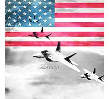 United States Air Force(USAF) Photographic Print