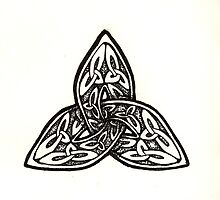 Celtic Trinity Knot by Sladeside