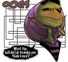 Oogs by dlxartist
