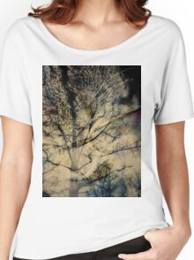 WaiFai and Forest Dual Exposure 4 Women's Relaxed Fit T-Shirt