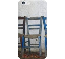 Take a Seat  - JUSTART ©  iPhone Case/Skin