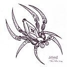 Mechanical Spider by Sladeside