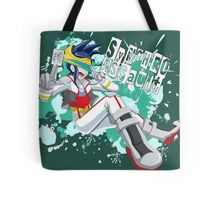 Synchro Assault  Tote Bag