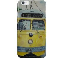 San Francisco F Line iPhone Case/Skin