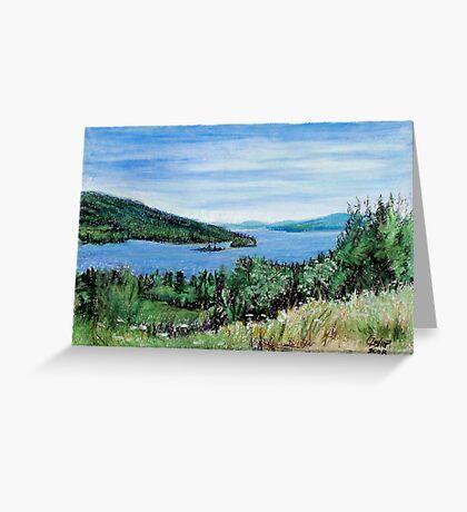 Ruth's Nova Scotia Greeting Card