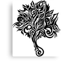 Flower_tree Canvas Print