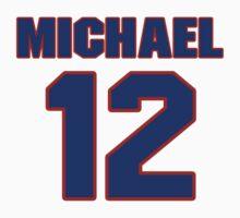 Basketball player Michael Jordan jersey 12 by imsport