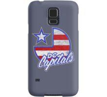 DC Capitals - Retro America Samsung Galaxy Case/Skin
