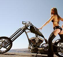 Bad Ass Chopper by IanPharesPhoto