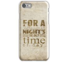 santa fe. iPhone Case/Skin