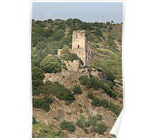 Burg Gutenfels Poster