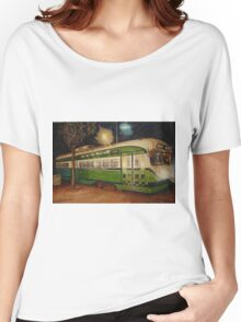 SF Trolley Women's Relaxed Fit T-Shirt