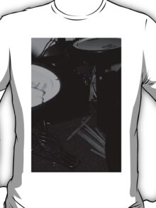 Broken Drum Sticks T-Shirt T-Shirt