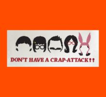 Belcher Family Crap Attack T-Shirt