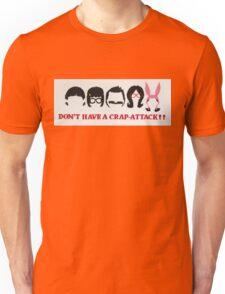 Belcher Family Crap Attack Unisex T-Shirt