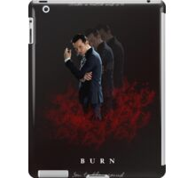 Moriarty: I Will Burn the Heart Out of You! iPad Case/Skin