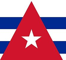 Roundel of the Cuban Rebel Air Force, 1959-1961 by abbeyz71