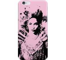 DIVA II (pink) iPhone Case/Skin