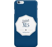 Fireball XL5 iPhone Case/Skin