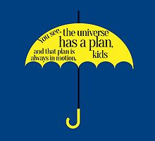 The universe has a plan by Charenne