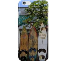 Upcountry Boards iPhone Case/Skin