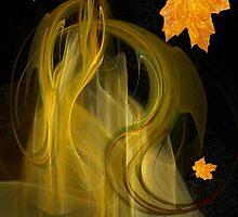 GOLDEN WISP by Madeline M  Allen