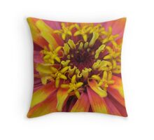June brightness Throw Pillow