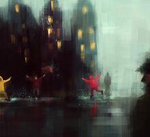 Rain by nlmda