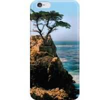 The Lone Cypress iPhone Case/Skin
