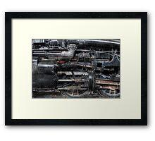 Locomotion  Framed Print