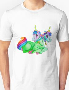 Two-Headed Unicorn T-Shirt