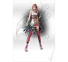 Fantasy XIII-2 - Serah Farron Poster