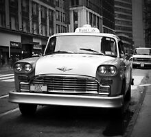 Taxi by Rob Milsom