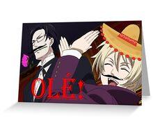 OLE Greeting Card