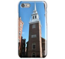 Old North Church iPhone Case/Skin