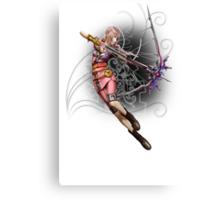 Fantasy XIII-2 - Serah Farron² Canvas Print