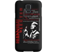 EVERYTHING HANNIBAL NBC Samsung Galaxy Case/Skin