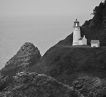 Heceta Head Lighthouse by Charles Dobbs Photography
