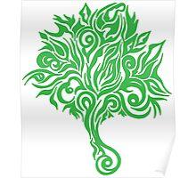 Flowwer_tree Poster