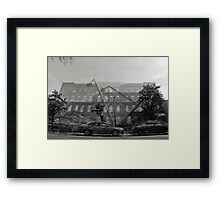 Armory of the Third Regiment of Pennsylvania Infantry Framed Print