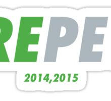 REPETE Sticker