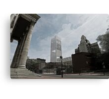 Independence National Park Visitor Center Canvas Print