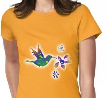 Colibri Womens Fitted T-Shirt