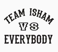 Team Isham Kids Clothes