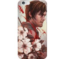 Daryl - Cherokee Rose Studies iPhone Case/Skin