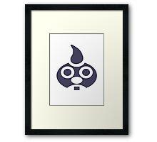 Gray E. Gadd Logo - Super Mario Sunshine Framed Print