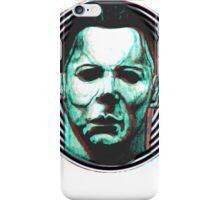 MICHAEL MYERS HALLOWEEN 3D iPhone Case/Skin